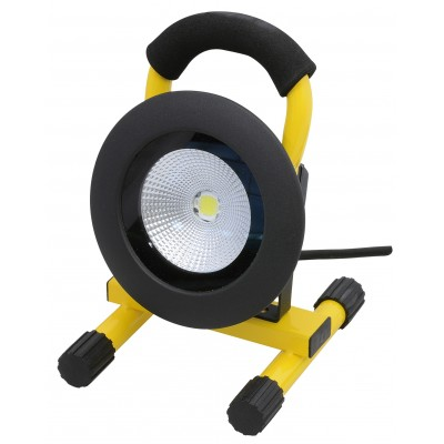 Projecteur de chantier LED 10W - 230V