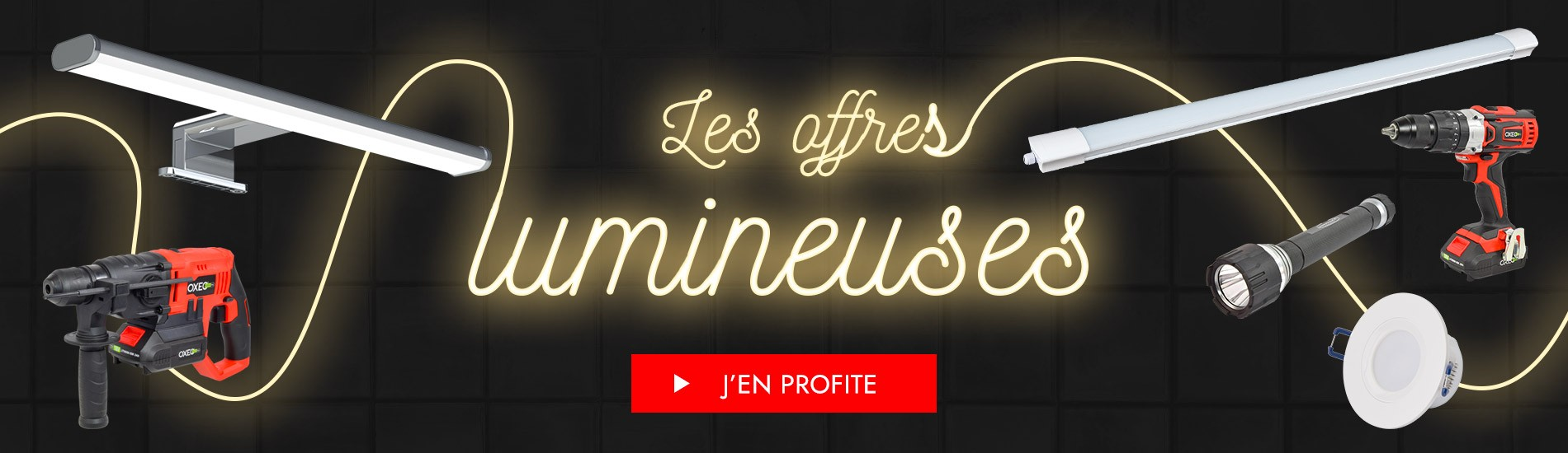 Les offres lumineuses
